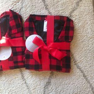 Kayanna  new flannel sleep short 9$ with bundle